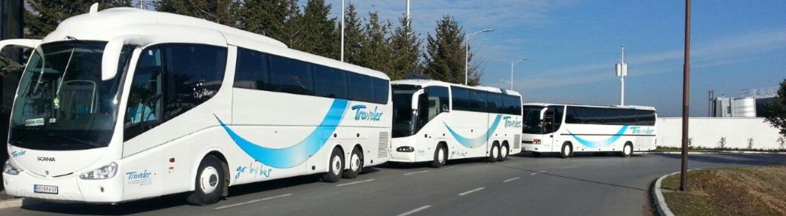 Bus Rental Serbia